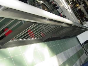 Handrail Electrostatic Painting